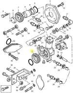 Engrenagem do Compressor - PERKINS - 3117C151 - Unitário