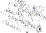 Bujão - Volvo CE - 13960632 - Unitário