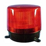 Flash de Advertência Vermelho 24V - DNI - DNI 4016 - Unitário