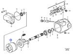 Elemento de Bomba - Volvo CE - 11704535 - Unitário