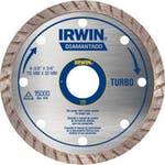 Disco Diamantado F20 Turbo 110 mm - Irwin - 13893 - Unitário