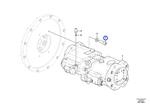 Parafuso Soquete Sextavado - Volvo CE - 984364 - Unitário