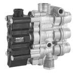 Válvula solenóide traseira 24V SCANIA (ECAS) - Schulz - 816.3086-0 - Unitário