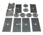 Kit Calços Feixe de Molas - Kit & Cia - 30301 - Unitário