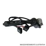 Chave de Seta com Limpador Traseiro - Kostal - 10003264 - Unitário