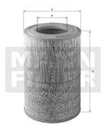 Filtro de Ar - Mann-Filter - C281012 - Unitário