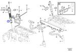 Tucho da Válvula - Volvo CE - 21558299 - Unitário