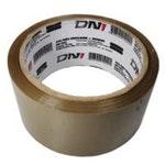 Fita para Embalagem Marrom - Rolo de 50 Metros - DNI - DNI 5022 - Unitário