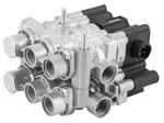 Válvula solenóide traseira 24V SCANIA (ECAS) - Schulz - 816.3087-0 - Unitário
