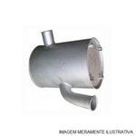 Catalisador do Escapamento - Mastra - GM2601D - Unitário