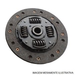 Disco de Embreagem - Diâmetro de 180mm - 20 Estrias - Com Pré Amortecimento - LuK - 318 0159 10 - Unitário