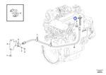 Aquecedor Motor - Volvo CE - 11411122 - Unitário