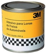 Adesivo para Lona de Freio HS000054005 200g - 3M - HS000054005 - Unitário