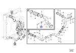 Sensor de Pressão de Ar - Volvo CE - 22329559 - Unitário