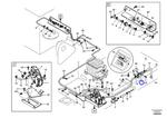 Silencioso - Volvo CE - 14509259 - Unitário