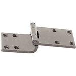 Dobradiça Superior da Porta Dianteira - Universal - 50233 - Unitário