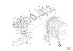 Porca - Volvo CE - 16660752 - Unitário
