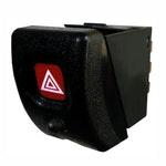 Interruptor do Pisca Alerta c/ Led (Alarme) Gm/Opel/Vauxhall 90434501/ 93285545-8 Terminais 12V - DNI - DNI 2181 - Unitário