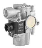 Válvula relê moduladora ABS Mercedes-Benz - Schulz - 816.3088-0 - Unitário