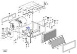 Sensor do Ar Condicionado - Volvo CE - 14567909 - Unitário