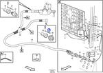 Terminal de Cabos - Volvo CE - 11039671 - Unitário
