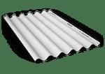 Telha Ondulada BR CRFS 6mm 1,22 x 1,10m - Brasilit - 220161225 - Unitário