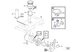 Redutor de Ar - Volvo CE - 12739000 - Unitário