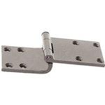 Dobradiça Superior da Porta Dianteira - Universal - 50234 - Unitário
