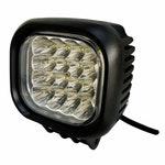 Farol Auxiliar de Trabalho com 16 LEDs 48W - DNI 4163 - DNI - DNI 4163 - Unitário