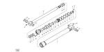 Cilindro da Caçamba REMAN - Volvo CE - 9014563993 - Unitário