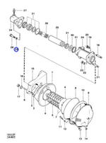 Arruela - Volvo CE - 955952 - Unitário