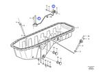 Sensor Nível de Óleo - Volvo CE - 21042447 - Unitário