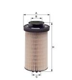 Filtro de Combustível - Hengst - E500KP02 D36 - Unitário