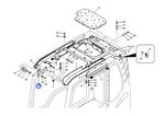 Para-Choque - Volvo CE - 14558387 - Unitário