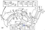 Manopla - Volvo CE - 13966122 - Unitário