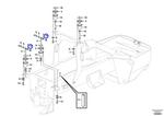 Porca - Volvo CE - 955785 - Unitário