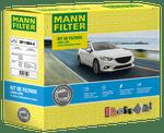 KIT Original MANN-FILTER - VW POLO (09.2017-) e VW VIRTUS (01.2018-) - Mann-Filter - SP11064-4 - Kit