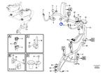 Placa Trava - Volvo CE - 11428079 - Unitário