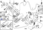 Interruptor - Volvo CE - 11170232 - Unitário