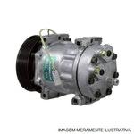 Compressor do Ar Condicionado - Volvo CE - 11104419 - Unitário