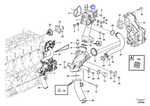 Niple de Mangueira - Volvo CE - 20715491 - Unitário