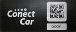Adesivo ConectCar - Plano Empresarial - Conectcar - 01 - Unitário