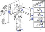 Jogo de Vedação - Volvo CE - 11997344 - Unitário