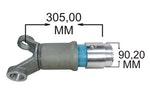 Ponteira e Luva do Cardan - LNG - 41-456 - Unitário