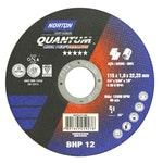 Disco de corte Quantum 115x1,0x22,23mm - Norton - 66253371289 - Unitário
