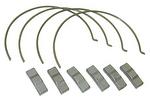 Kit Sincronizador 1ª, 2ª, 3ª e 4ª Marchas - Kit & Cia - 40361 - Unitário
