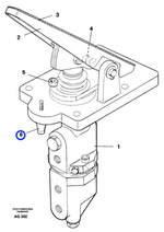 Vedação - Volvo CE - 11996380 - Unitário