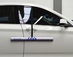 Protetor de Porta Magnético para Carros - Proteporta - Unidade Prata - Proteporta - PP1-Q1-PTA - Unitário