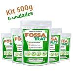 Limpa Fossa e Caixa de Gordura Fossa Trat - 2,5 kg (5x500g) - Biotecnal - 6353 - Unitário