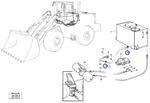 Abraçadeira - Volvo CE - 13968211 - Unitário